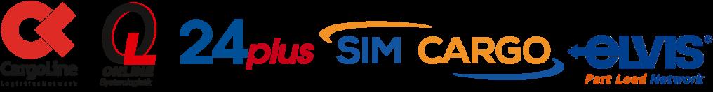 """Das Logo der Firma """"Online-Systemlogistik"""" besteht aus einem rot-schwarzen Buchstaben Q und dem Wort Online in schwarzer Farbe. Darunter steht Systemlogistik."""